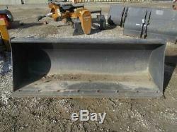 New Holland 88 Backhoe Loader Bucket, Bolt On Cutting Edge, Unused, #500442