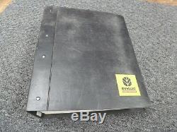 New Holland C185 C190 L180 L185 L190 Skid Steer Loader Service Repair Manual