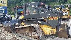 New Holland C185 Track loader skid steer only 1450 hours