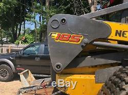 New Holland C185 skid steer loader Low low hours