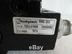 New Holland Case Ts6020 Ts6030 T4030f T4050f Loader Control Valve Ldr10550062