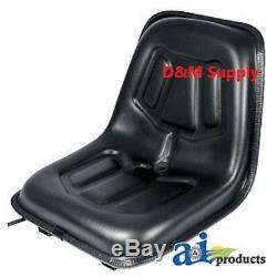 New Holland Kubota John Deere Skid Steer Bobcat Forklift Loader Tractor Seat