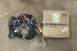 New Holland L Series Skid Steer Loader Main Wiring Harness 89807473