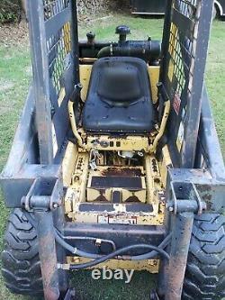 New Holland L250 skid steer loader