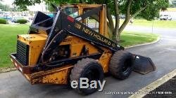 New Holland L783 Skid Steer Loader 57HP Perkins FULLY SERVICED NO ISSUES