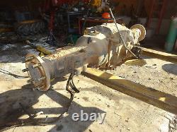 New Holland LB75 Rear Axle Differential Assy. LB-75 Backhoe Loader Ford