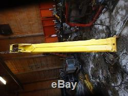 New Holland LB75 Stick Frame Arm LB-75 Backhoe Loader Ford