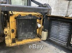 New Holland LS 180 Front End Loader Skid Steer Tractor Bobcat with Bucket