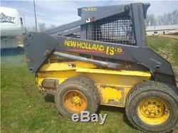 New Holland LS 180 LS180 Skid Steer Loader