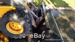 New Holland LS190 Skid Steer Loader 81HP 2 Speed Hi Flow FULLY SERVICED 1384Hr