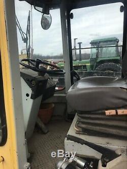 New Holland LW50 Wheel Loader NEEDS WORK