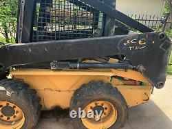 New Holland LX 565 Turbo Skid Steer loader