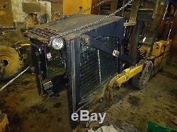 New Holland LX665 COMPLETE ENCLOSED CAB NICE! LS160 Skid Steer Loader