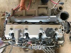 New Holland LX665, L170, LS170 Skid Steer Loader Reman Engine Shibaura N844T