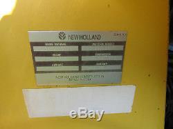 New Holland Loader Backhoe LB 75B 2400 original hrs