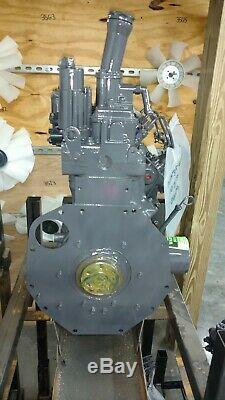 New Holland Ls140, Ls150 Skid Steer Loader Reman Engine Shibaura N843