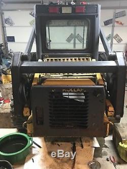 New Holland Ls170 Skid Steer Loader. Needs Work Or Mechanic Special