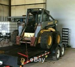 New Holland Lx985 Ls190 Skid Steer Loader For Parts