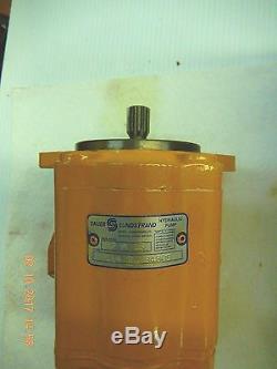 New Holland Skid Loader Hydraulic Pump 86514645, 86528338 FITS Lx465, Lx485