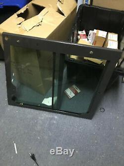 New Holland Skid Steer Loader Door Frame With Glass, Part Number 86506693, New