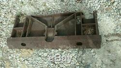 New Holland Skid Steer Loader Quick Attach Plate Coupler L553 L555 L783 L785