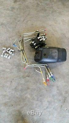 New Holland TC-35, 40 and 45 loader joystick valve