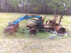 New Holland TC40 With Loader