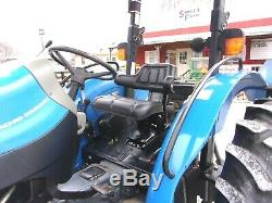 New Holland TN 65 Tractor with Loader-Low Hrs FREE 1000 MILE DELIVERY