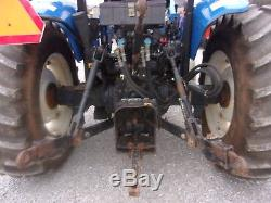 New Holland TN 75 Tractor with Loader-Low Hrs FREE 1000 MILE DELIVERY