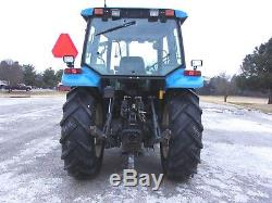 New Holland TS 90 Tractor & Loader CAN SHIP @ $1.85 loaded mile