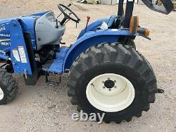 New Holland Workmaster 40 Tractor With Loader