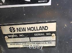 New Holland ls180 skid steer loader