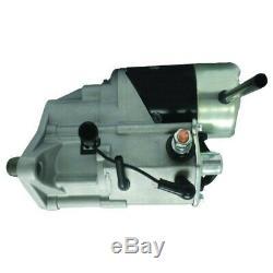 New Starter For CASE 420 430 435 440 445 450 465 SKID STEER LOADER 87040161