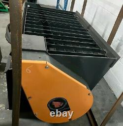 New Wolverine Self Loading Skid Steer Loader Cement Concrete Mixer Attachment