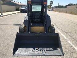 New-holland Ls170 Skid Steer Loader Low Hours, California Clean Loader Rust Free