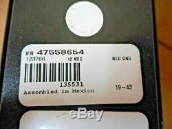 OEM New Holland 47558654 Skid Steer-Compact Track Loader Inst Cluster Some C & L