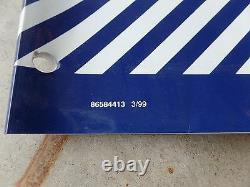 OEM New Holland LB115 Tractor Loader Factory Shop Service Manuals 3/99