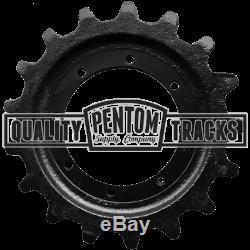 Pentom Case New Holland Track Loader Sprockets- Part Number 87460888