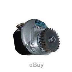 Power Steering Pump For Ford New Holland 250C 260C 340 340A 340B 345C Loader