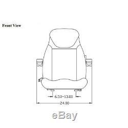Seat for Case Loader/Backhoe 480 480D 580 580G 580SE 580SL 590 680E 780 780D