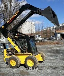 Skid loader