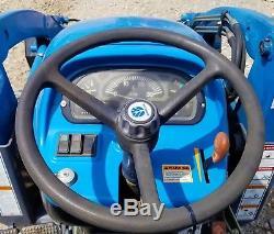 TC35 NEW HOLLAND Diesel Loader 4x4 Tractor Hydro tc29 tc30 tc35 tc40