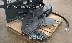 TREE SHEAR ATTACHMENT Skid Steer Loader Log Splitter New Holland Mustang Gehl