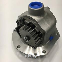 Transmission Mounted Hydraulic Pump Ford 345C, 445C, 545C Loader E8NN600AA